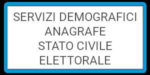 servizi demografici anagrafe stato civile elettorale