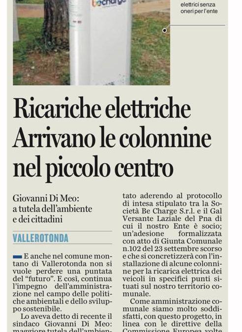 Colonnine Elettriche