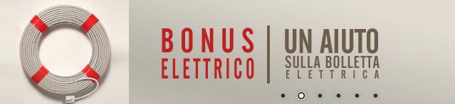 energia bonus elettrico