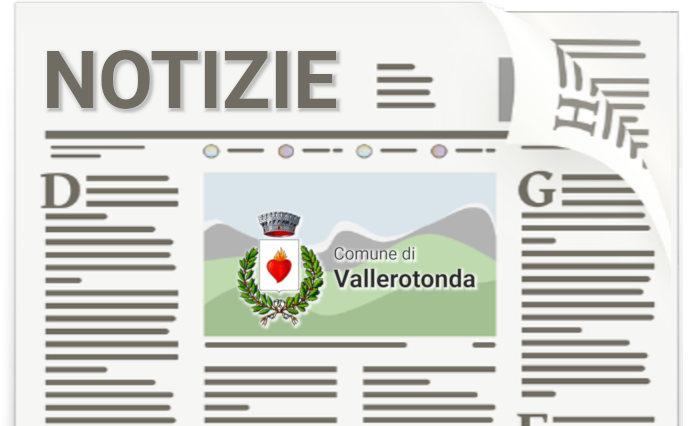 notizie-comune-vallerotonda